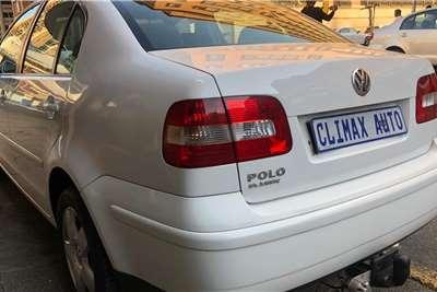VW Polo Classic 1.4 COMFORTLINE 2006