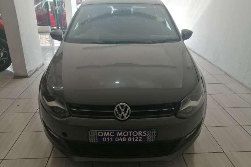 VW Polo Classic 1.4 Comfortline 2012