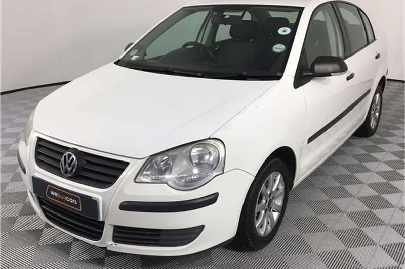 VW Polo Classic 1.4 Trendline 2008