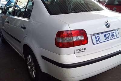 Used 2008 VW Polo Classic POLO CLASSIC 1.4 TRENDLINE