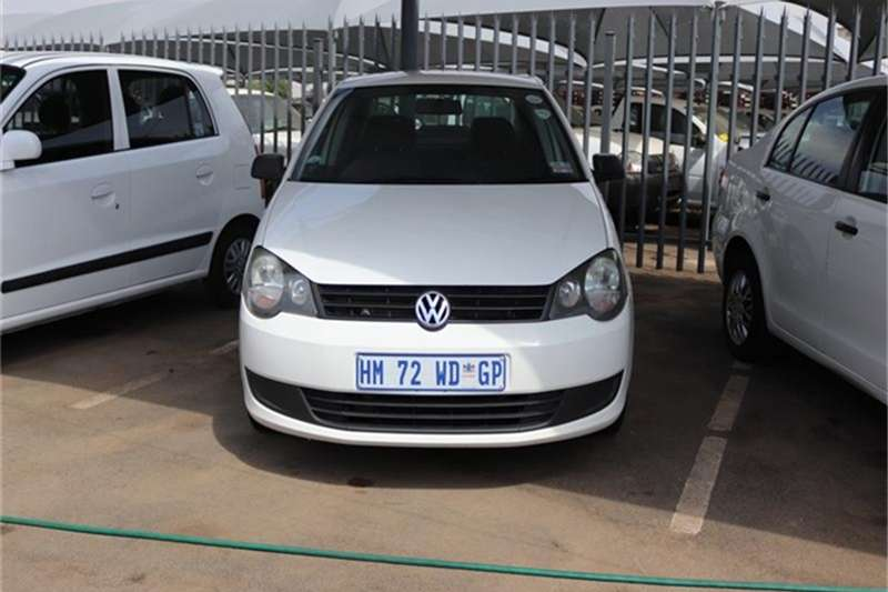 VW Polo Classic 1.4 Trendline 2011