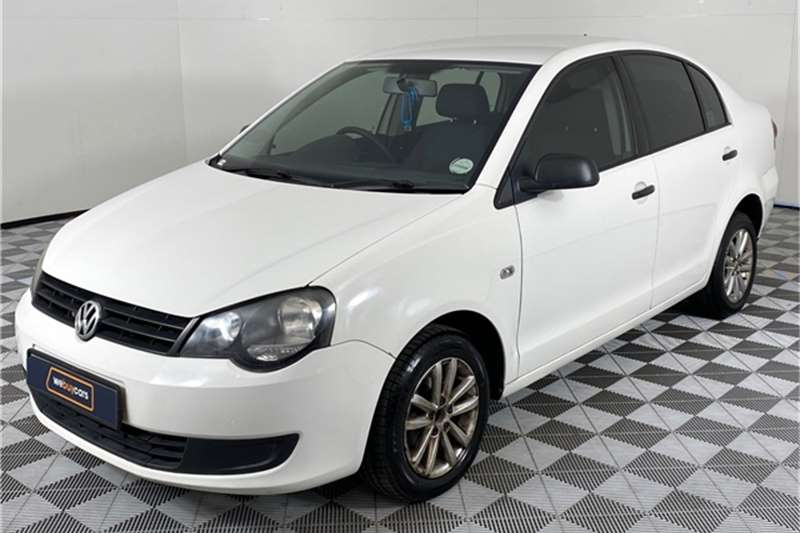 2011 VW Polo Polo Classic 1.4 Trendline