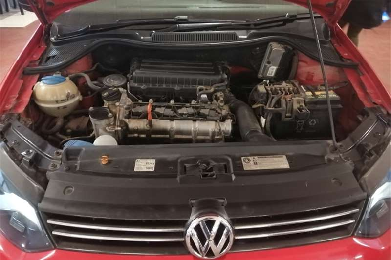 Used 2012 VW Polo Classic 1.4 Trendline
