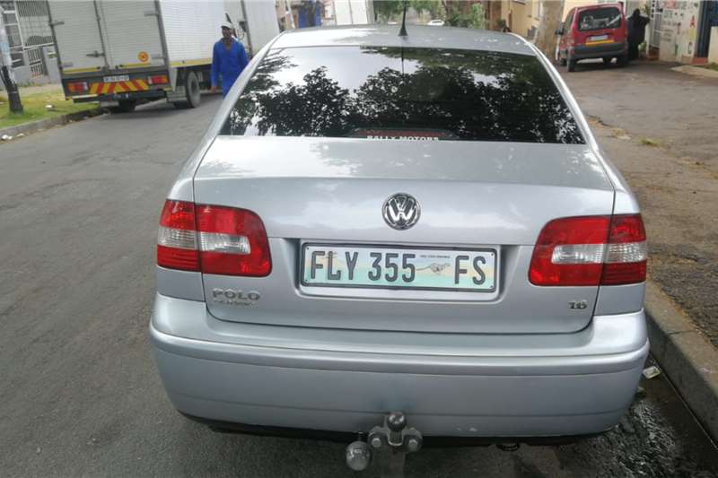 Used 2005 VW Polo Classic POLO CLASSIC 1.6 COMFORTLINE