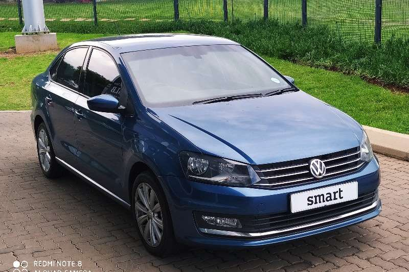 VW Polo Classic 1.6 COMFORTLINE A/T 2017