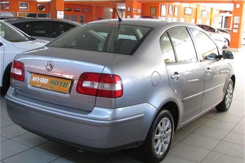 VW Polo Classic 1.6 Comfortline tiptronic 2007