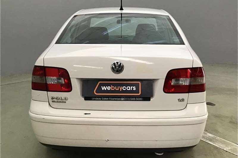 VW Polo Classic 1.6 Comfortline tiptronic 2008