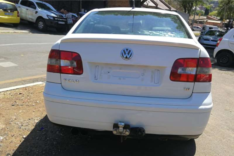 Used 2004 VW Polo Classic POLO CLASSIC 1.6 TRENDLINE