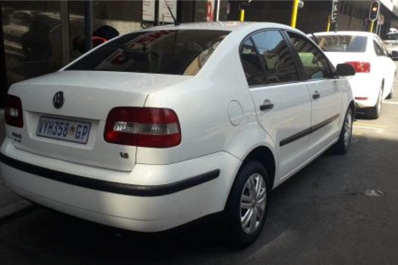 VW Polo Classic 1.6 TRENDLINE 2009