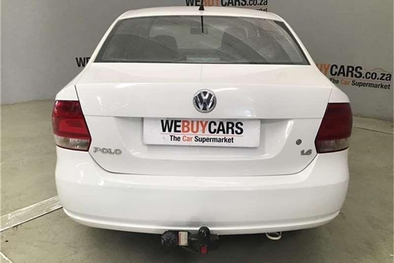 VW Polo Classic 1.6 Trendline 2011