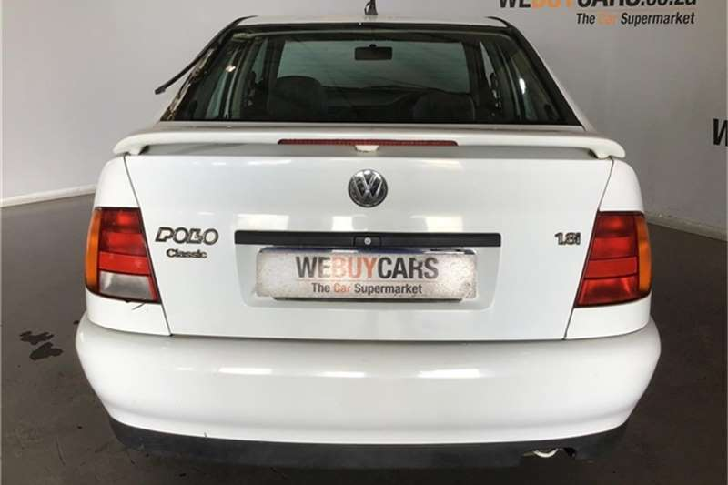 VW Polo Classic 1997
