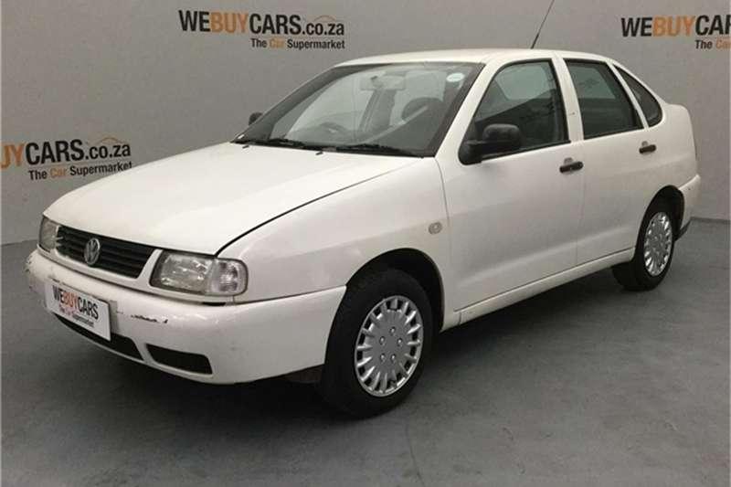 VW Polo Classic 2002