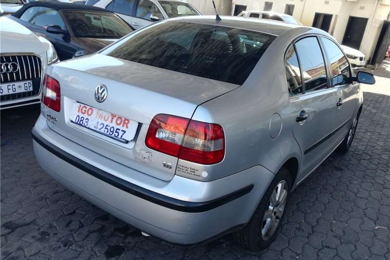 Used 2005 VW Polo Classic