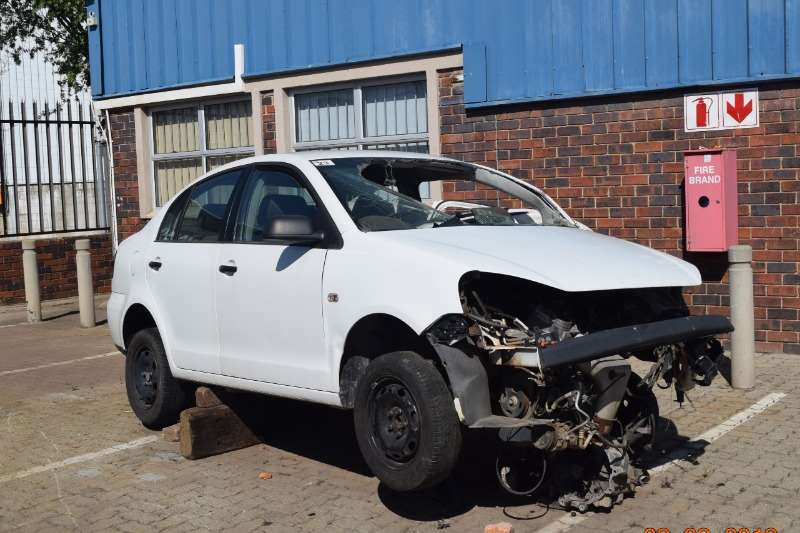 VW Polo Classic Accident Damage Code 2 2013