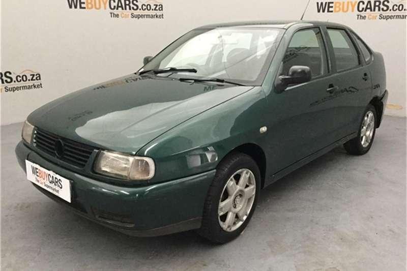 2000 VW Polo Classic