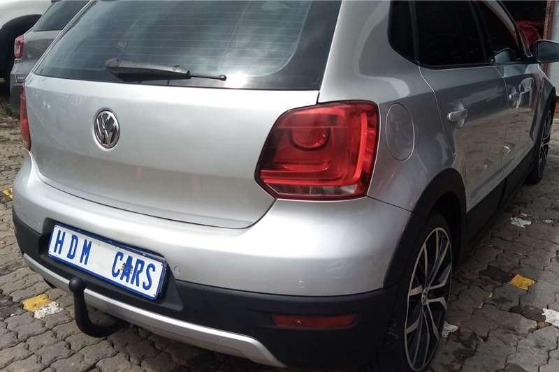 Used 2012 VW Polo Cross  1.2TSI