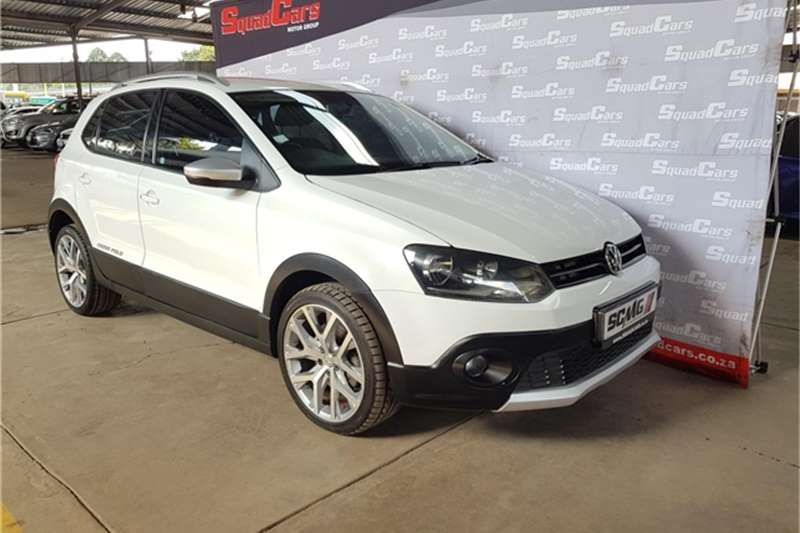 VW Polo Cross  1.2TSI 2015