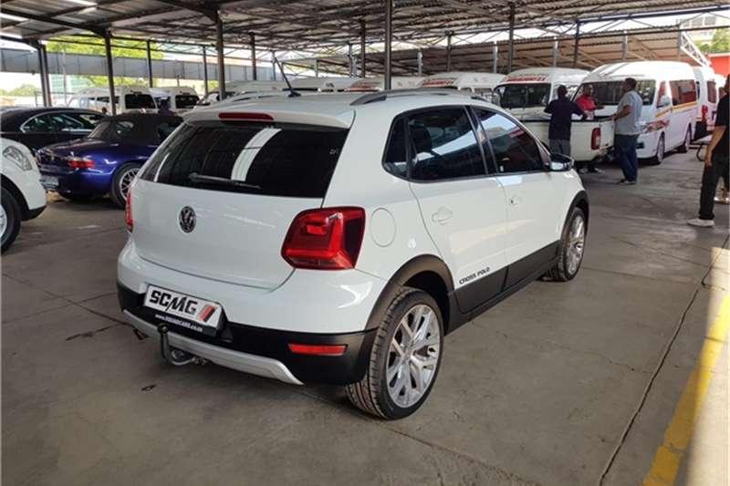 VW Polo Cross  1.2TSI 2015