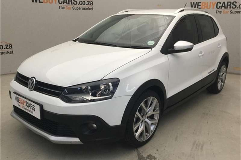 VW Polo Cross  1.2TSI 2016