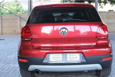 VW Polo Cross  1.2TSI 2016