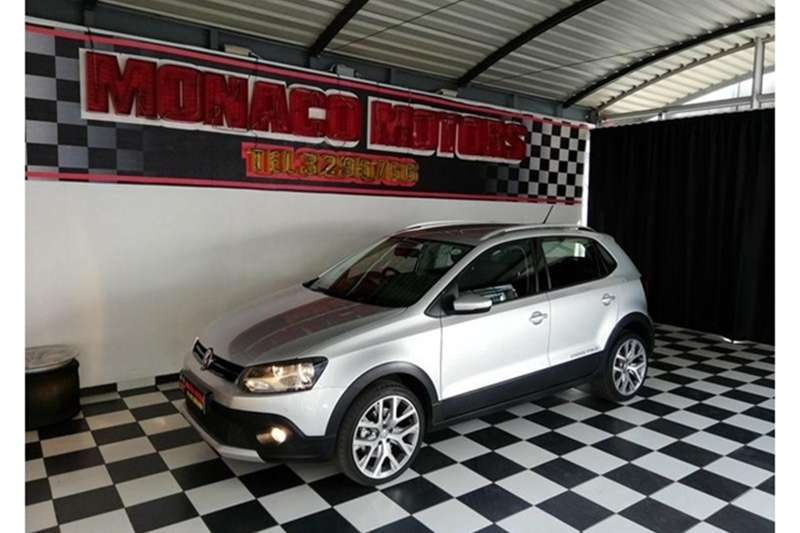 VW Polo Cross  1.2TSI 2017