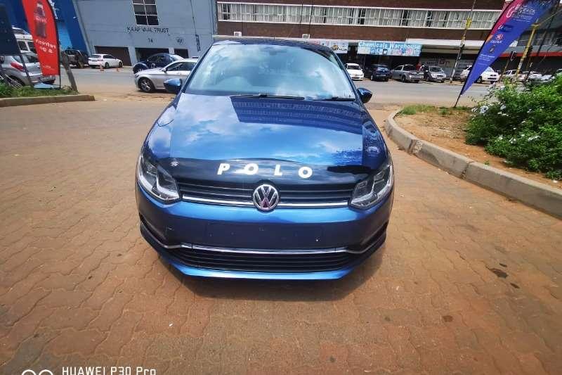 VW Polo Cross  1.2TSI 2018