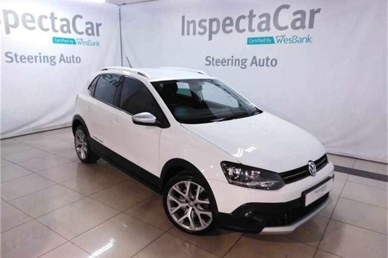 VW Polo Cross  1.4TDI 2015