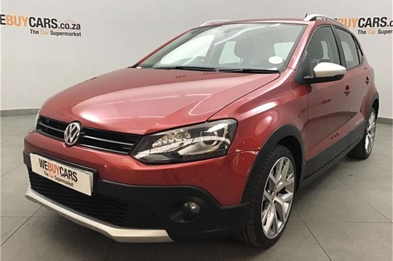 VW Polo Cross  1.4TDI 2016