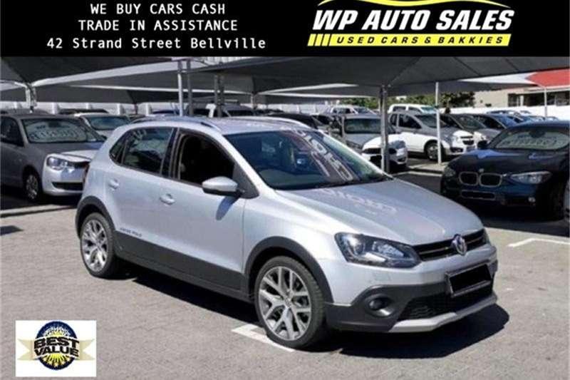 VW Polo Cross  1.4TDI 2016