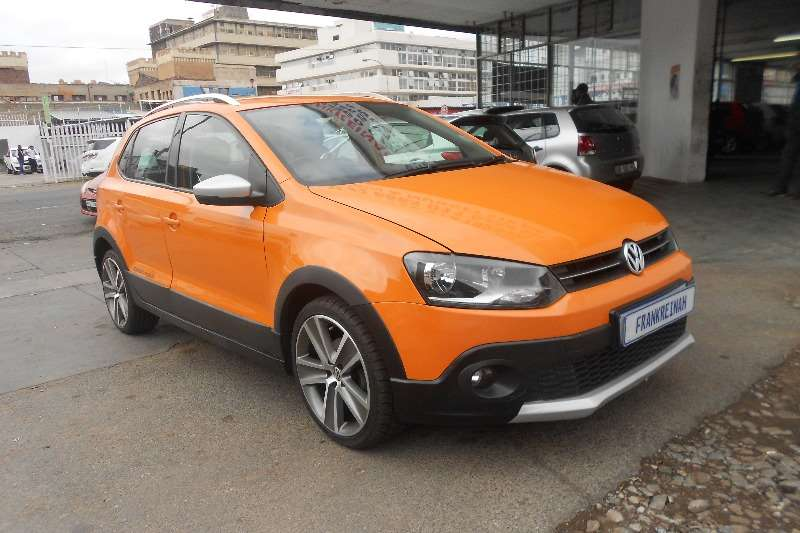 VW Polo Cross  1.6 2011
