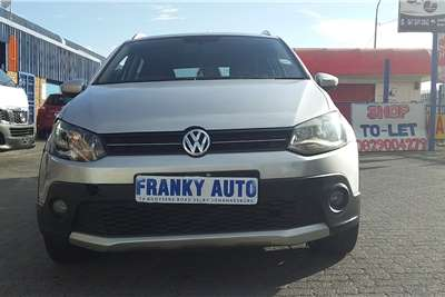 VW Polo Cross  1.6 2012