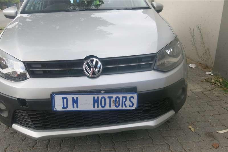 VW Polo Cross  1.6 2012