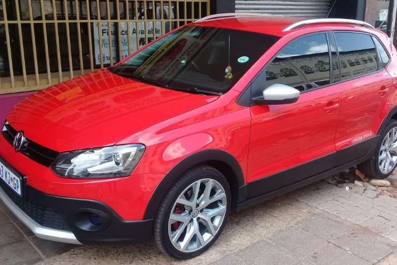 Used 2016 VW Polo Cross  1.6