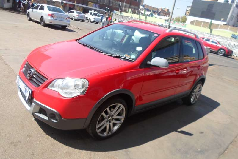 VW Polo Cross  1.6 Comfortline 2008