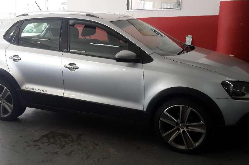 VW Polo Cross  1.6 Comfortline 2012