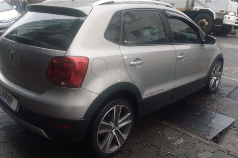 VW Polo Cross  1.6 Comfortline 2012