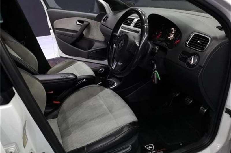 Used 2013 VW Polo Cross  1.6 Comfortline