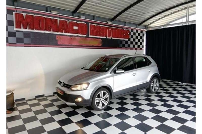 VW Polo Cross  1.6 Comfortline 2014