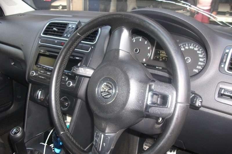 VW Polo Cross  1.6 Comfortline 2016