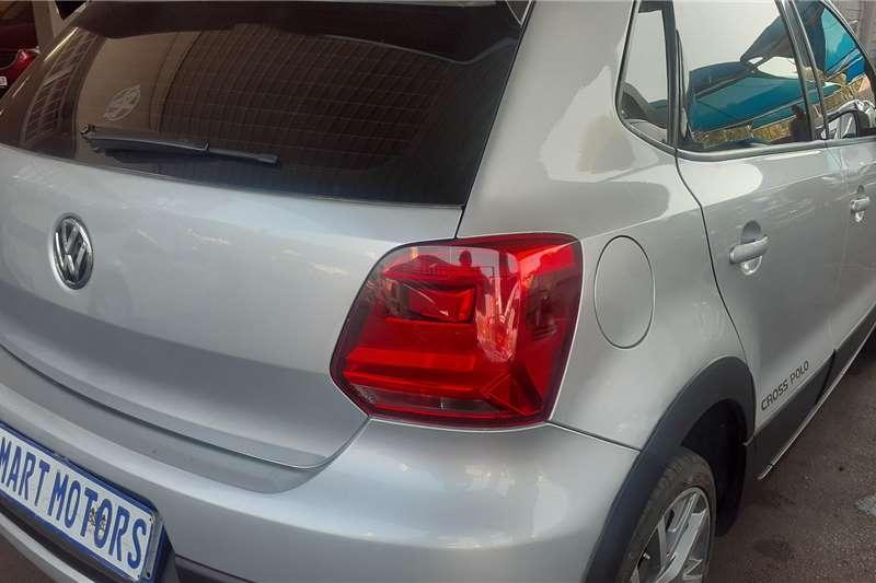 Used 2017 VW Polo Cross  1.6 Comfortline