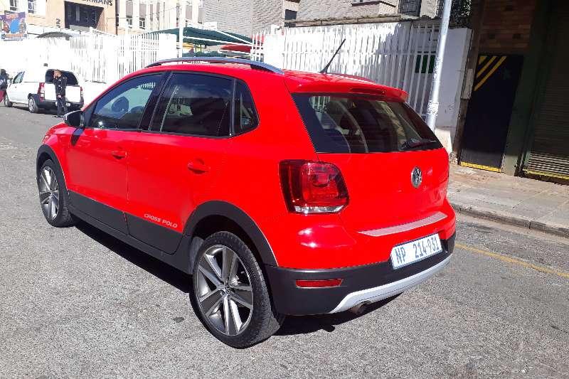 VW Polo Cross  1.6 Comfortline Urban Ice 2012