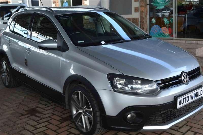 VW Polo Cross  1.6 TDi 2014