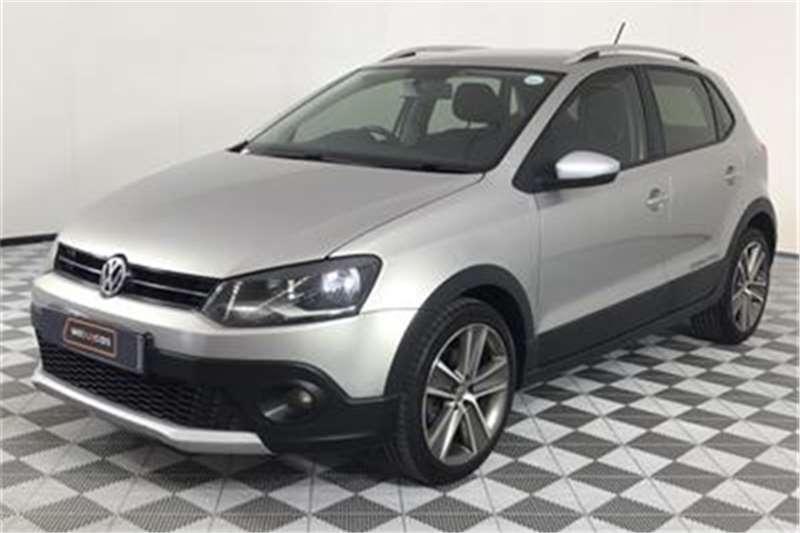 VW Polo Cross  1.6TDI Comfortline 2011