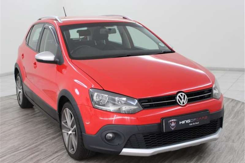 VW Polo Cross  1.6TDI Comfortline 2012