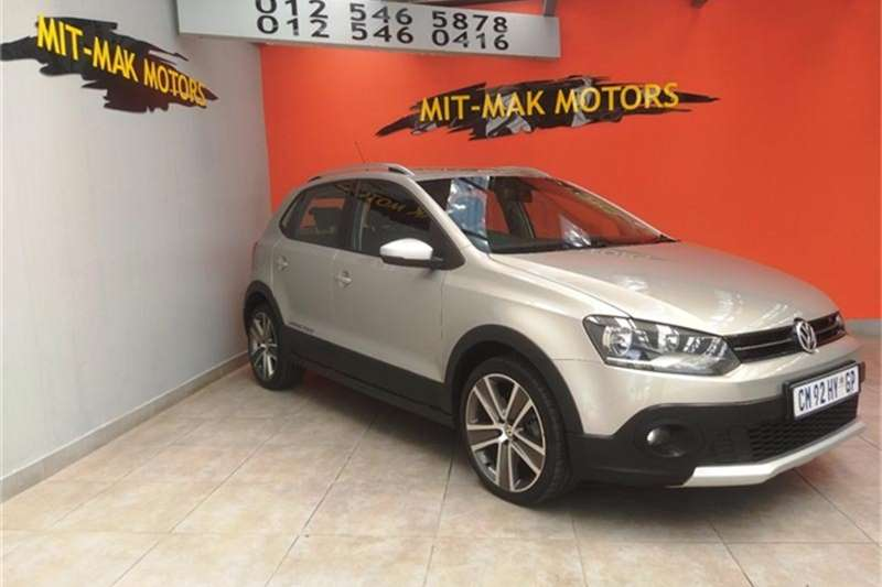 VW Polo Cross  1.6TDI Comfortline 2013