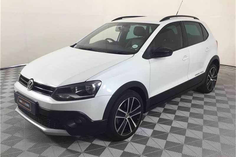 VW Polo Cross  1.6TDI Comfortline 2014