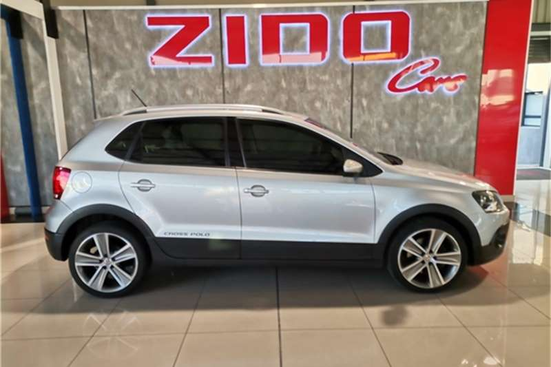 Used 2014 VW Polo Cross  1.6TDI Comfortline