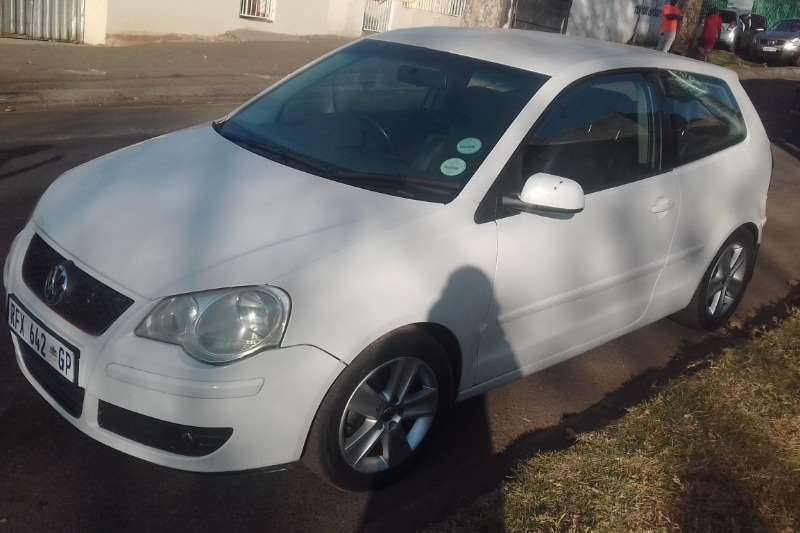 VW Polo Cross  1.9TDI 2004