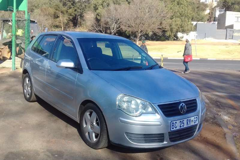 VW Polo Cross  1.9TDI 2007