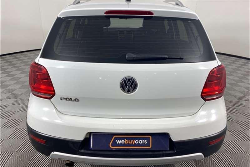 2014 VW Polo Cross Polo 1.2TSI